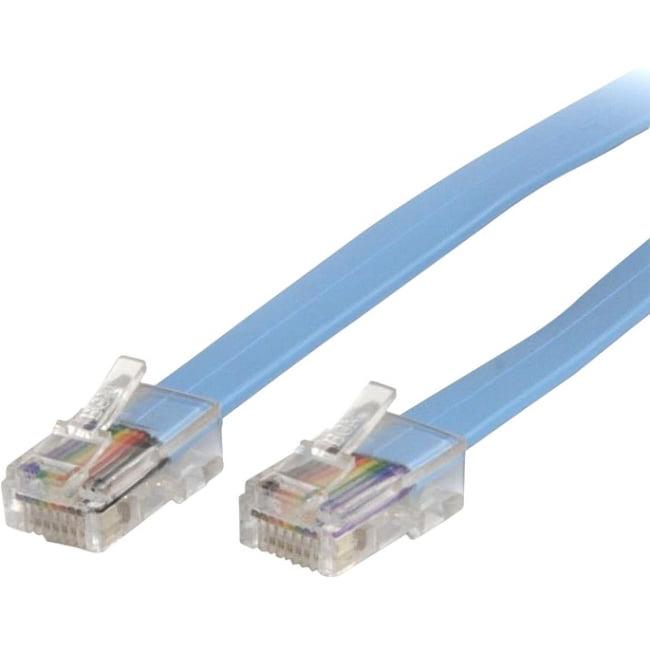 StarTech 6 ft Cisco Console Rollover Cable RJ45 M/M ROLLOVERMM6