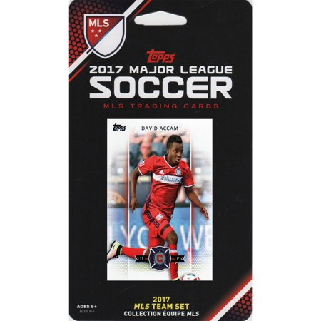 Chicago Fire 2017 Team Card Set - No Size - Halloween Chicago 2017 Bars