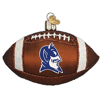 Duke University Football Old World Christmas Ornament ()