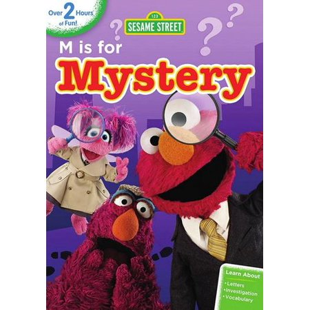 Sesame Street PBS Kids: Sesame S-M Is for Mystery (Other) - Pbs Halloween Special