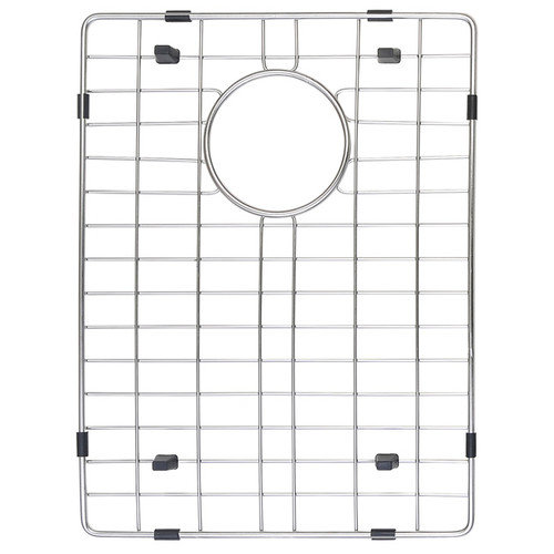 Kraus Stainless Steel 16.5'' x 12.5'' Bottom Grid
