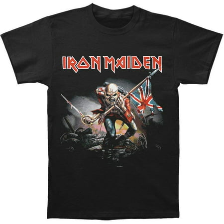 Iron Maiden Mens The Trooper T-Shirt