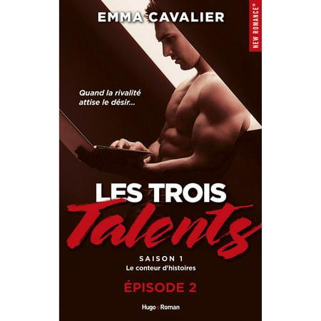 Les trois talents Saison 1 Episode 2 Le conteur d'histoires - eBook