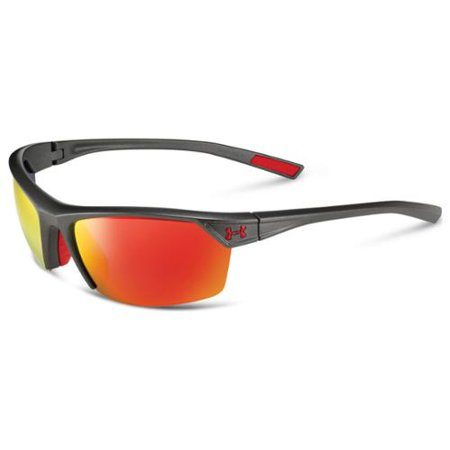 Under Armour Zone 2.0 Sunglasses Satin Carbon/