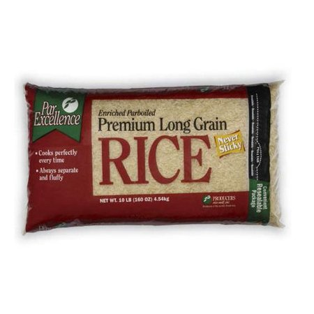 Product of Producers Rice ParExcellence Premium Long Grain Rice, 10 lbs. [Biz