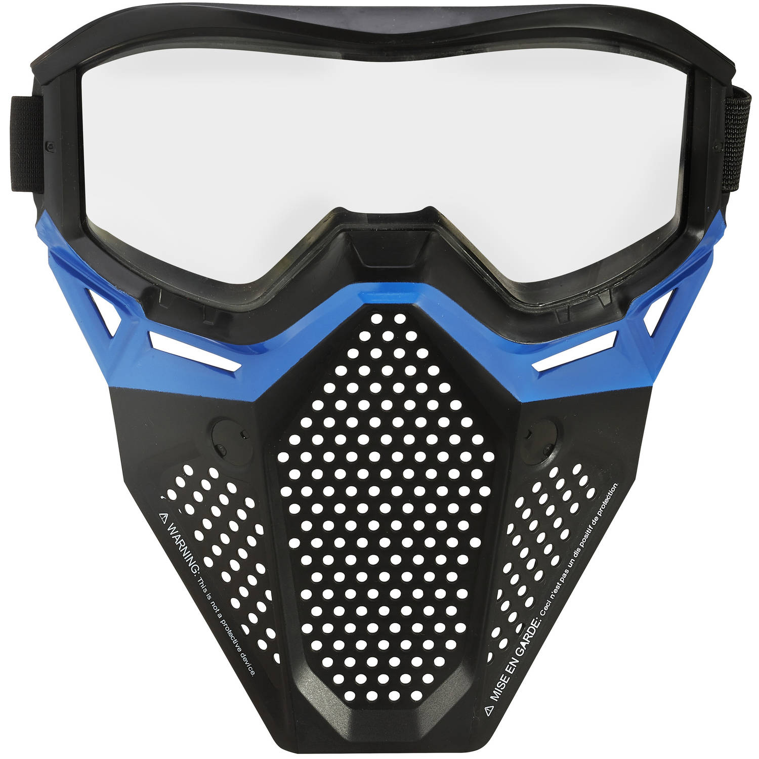 Nerf Rival Face Mask, Blue by Hasbro