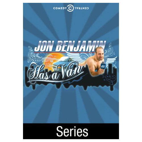 Jon Benjamin Has a Van [TV Series] (2011)