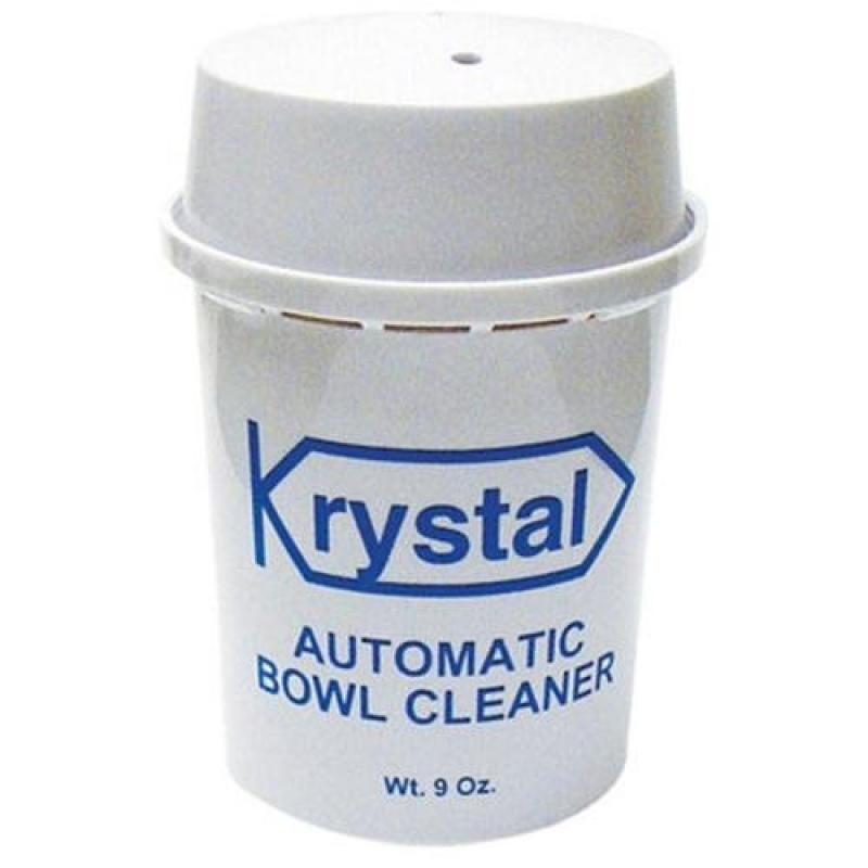 KRYSTAL In-Tank Automatic Bowl Cleaner Liquid, 9-Ounce Canister (Set of 12) (Set of 12)