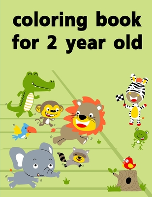 Best Color: Coloring Book For 2 Year Old : Baby Funny Animals And Pets  Coloring Pages For Boys, Girls, Children (Series #8) (Paperback) -  Walmart.com - Walmart.com