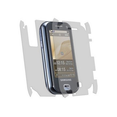 Glyde Phone - Skinomi Full Body Protector Film for Samsung Glyde