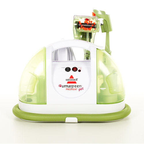 Bissell Little Green Proheat Pet Portable Deep Cleaner 1425w