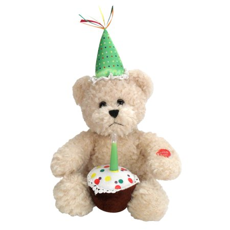 Chantilly Lane Blow Out the Candle Birthday Bear #240
