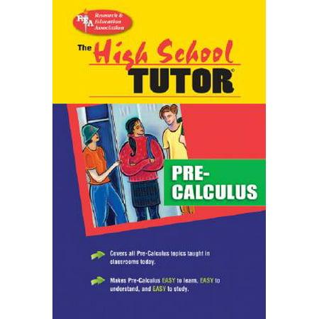 High School Pre-Calculus Tutor (Math Pre Calculus 12 Textbook Mcgraw Hill)