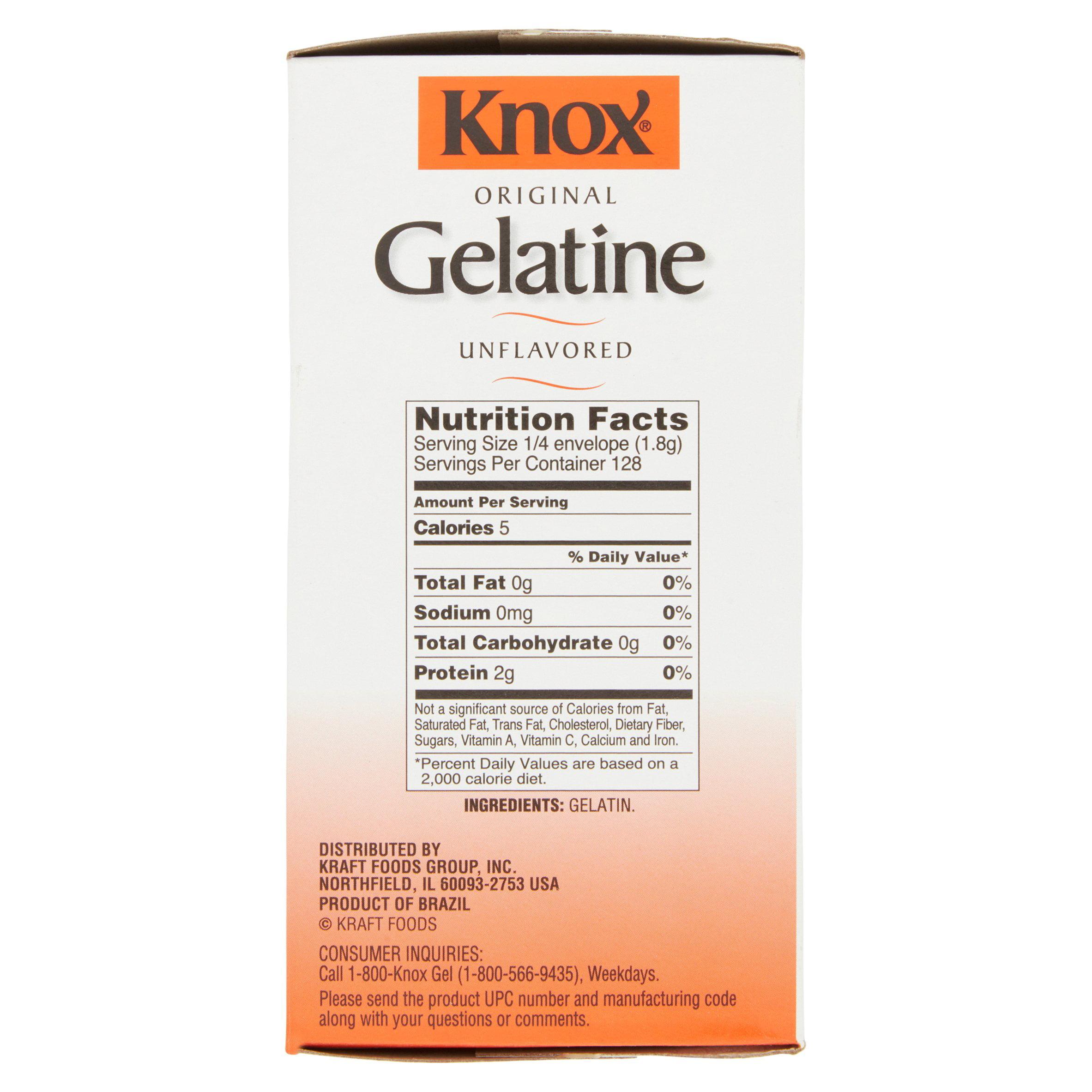 Knox Gelatine Unflavored Original 32