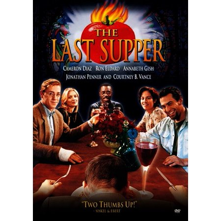 The Last Supper (DVD) - The Last Supper Club Halloween