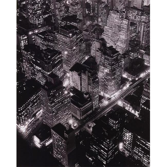 New York - Streets Poster Print - 8 x 10 - image 1 of 1