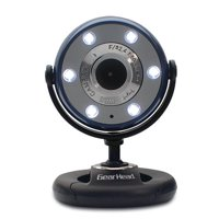 Quick 1.3MP WebCam with Night Vision (Blue)