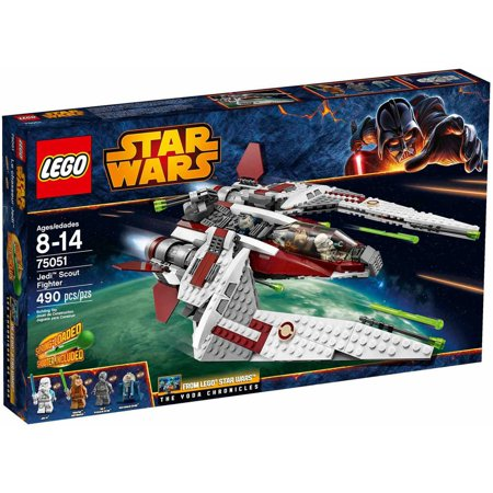 Lego Star Wars Jedi Scout Fighter