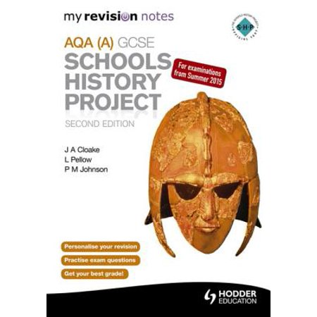 My Revision Notes AQA GCSE Schools History Project 2nd Edition - - 2nd Grade Halloween Art Projects