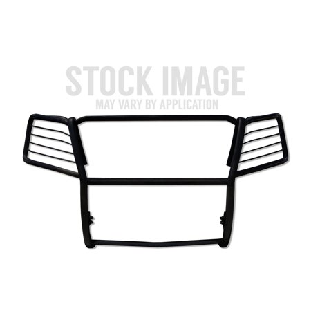Jeep Grand Cherokee Grille Guards (Steelcraft Automotive 52340 STC52340 11-16 JEEP GRAND CHEROKEE GRILL GUARD BLACK (EXCL. SRT AND TRAIL HAWK MODELS) )