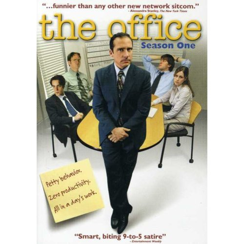 OFFICE-SEASON 1 (DVD) DOL DIG 2.0 STERE/ENG/SPAN/ANAMORPHIC WS)
