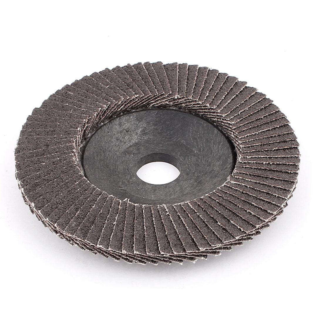 """4"""" 100mm Abrasives Flap Sanding Grinding Discs Wheel for Angle Grinder"""