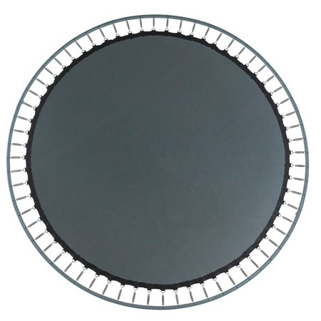 """Trampoline Replacement Jumping Mat, fits for 8 FT. Round Frames with 40 V-Rings, Using 5.5"""" springs -MAT ONLY - image 1 of 4"""