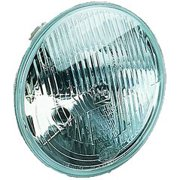 "HELLA 002395991 7"" H4 Type Single High/Low Beam Headlamp"