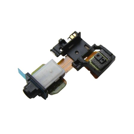 Earphone Headset Audio Jack Flex Cable for Sony Xperia Z2 - image 1 of 1