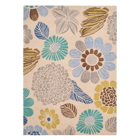 Floral Four - Safavieh Four Seasons Daria Colorful Floral Area Rug Or Runner
