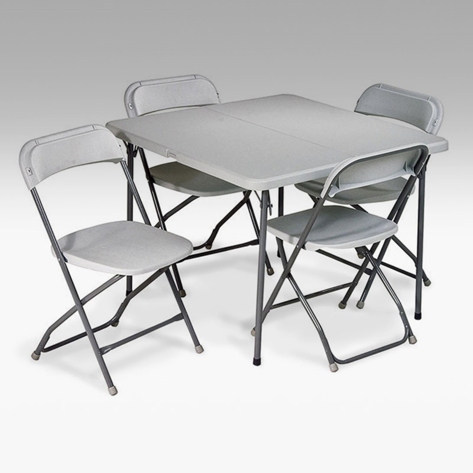 Piece Folding Table And Chair Set Lightweight CommercialGrade - Commercial table and chair sets