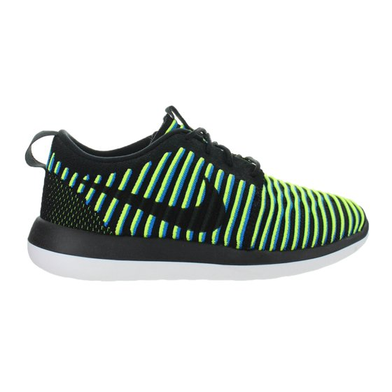 d79b7ea46079 Nike - Nike Roshe Two Flyknit Women s Shoes String Neutral Olive Black  844929-200 - Walmart.com
