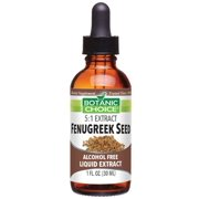 Indiana Botanic Gardens Botanic Choice  Fenugreek Seed, 1 oz