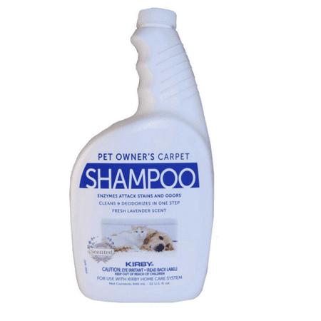 Kirby 32 oz. Pet Owners Carpet Shampoo
