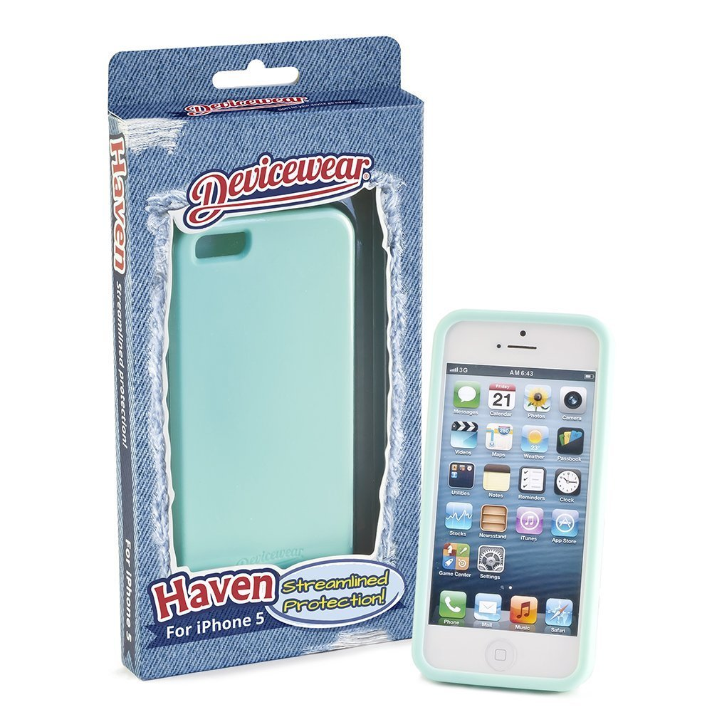 Devicewear Hav-iph5-mnt Iphone[r] 5 Haven[tm] Case [mint]