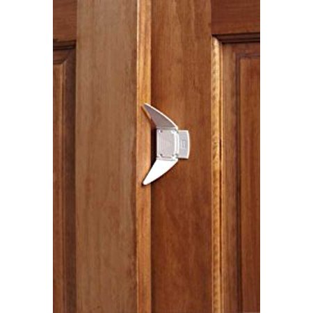 sliding closet door lock 2 pack. Black Bedroom Furniture Sets. Home Design Ideas