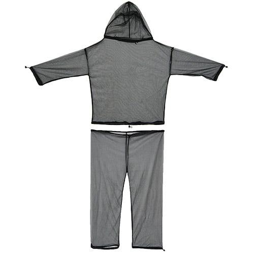 Ultimate Survival Technologies No-See-Um Suit L//XL Bug Jacket /& Pants Combo Hood