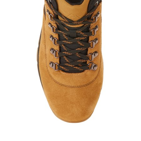 Ozark Trail Men's Brown Leather Fashion Hiking Boot