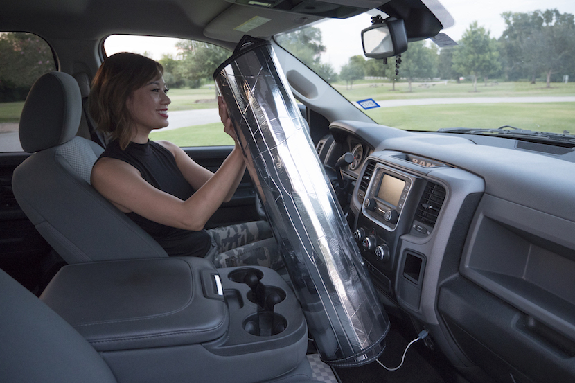 4 Pieces Custom-fit All Side Windows Sun Shade AutoTech Zone Sun Shade for 2012-2017 Subaru XV Crosstrek Wagon