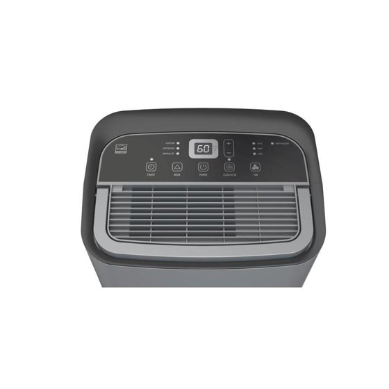 Hisense DH5019K1G 50 Pint 2-speed Dehumidifier - Refurbished