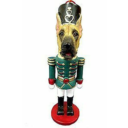 E&S Pets Fawn Great Dane Nutcracker Soldier Dog