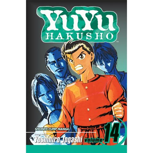 YuYu Hakusho 14: A Bloody Past!