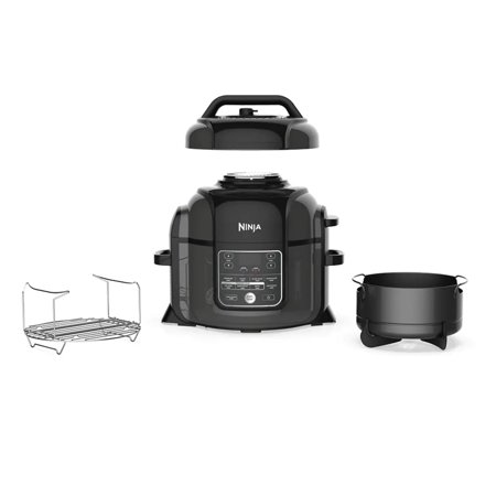 Ninja Foodi Large Capacity Multi Function 9-in-1 Home Food Cooker, 6.5 Quarts