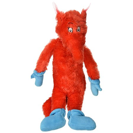 Dr Seuss Fox in Socks Collectible Plush, By KOHL ()