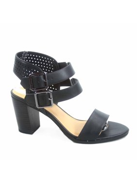 c5860e1a1d936 Product Image Appeal-s Women s Buckle Open Toe Ankle Strap Chunky Heels  Sandals