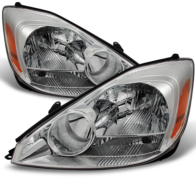 For 2004-2005 Toyota Sienna Driver Side Headlight Head Lamp LH
