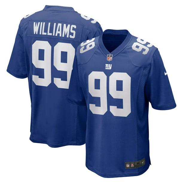 Leonard Williams New York Giants Nike Game Jersey - Royal