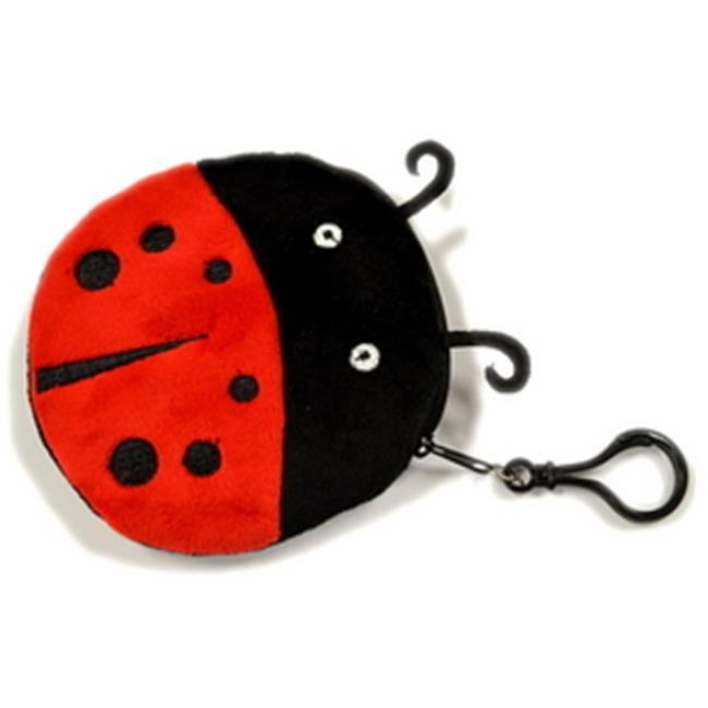 DDI 2182501 Ladybug Coin Purse