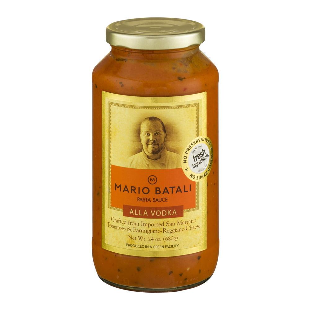 Mario Batali Pasta Sauce Alla Vodka, 24.0 OZ
