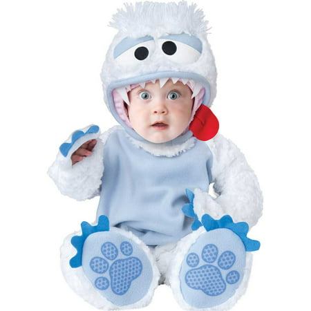 abominable snowbaby baby costume small (Abominable Snowman Adult Costume)